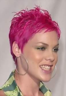 Frisur 413   Pink